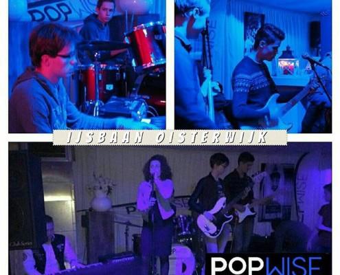 Ijsbaan Oisterwijk & Popwise events; Touchdown  Twisted Logic Workshop