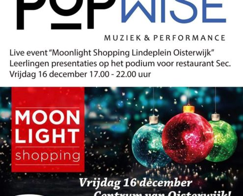 Popwise, Pianoles, Moonlightshopping