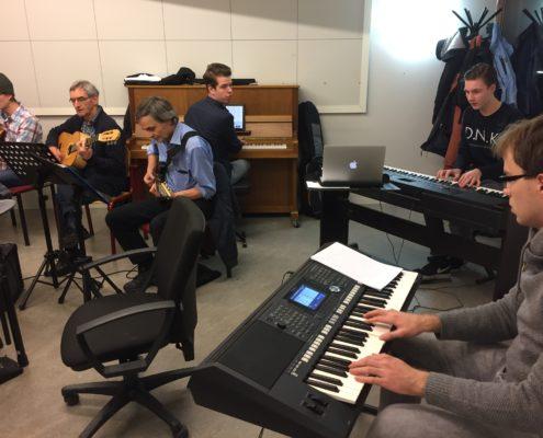 samenspelweek, popwise, pianoles, keyboardles
