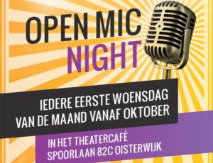 open mic night, popwise live