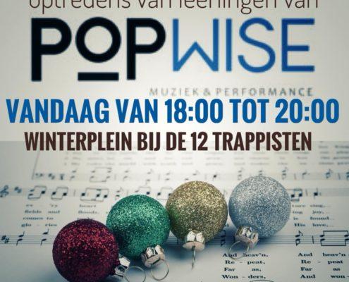 Popwise live Haaren, livemuziek, haaren, popwise, muziekles, pianoles, gitaarles, zangles, drumles